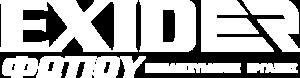 logo exider white